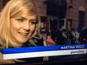 Martina Vocci - Tv Capodistria