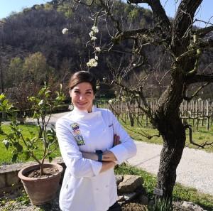 Valentina Ongaro Chef Al Peraretto Cinto Euganeo