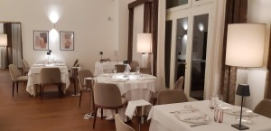 ristorante Villa Soligo - salone