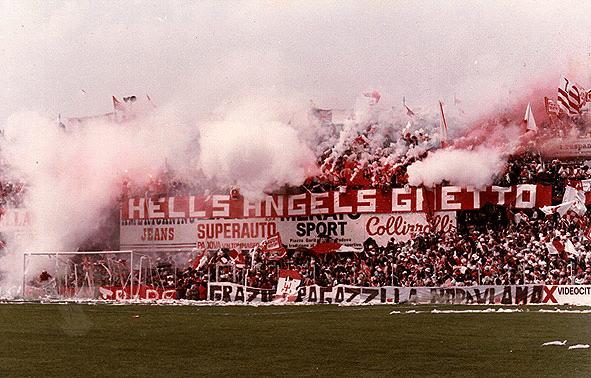 Lo stadio Appiani, quando il tutto esaurito era di casa.