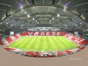 Anche a Varese si sogna uno stadio nuovo