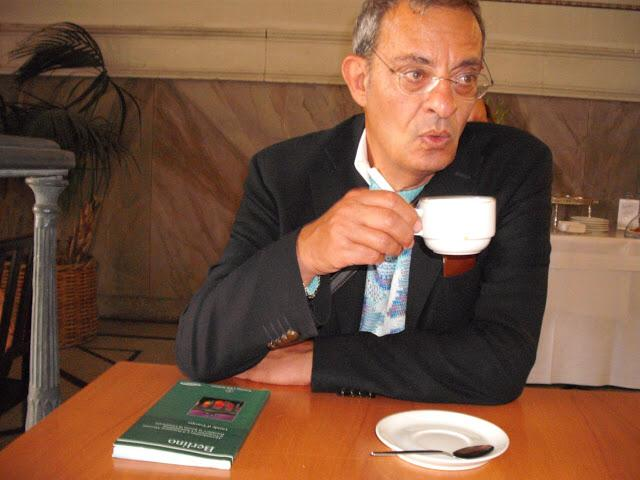 Il professor Maurizio Virdis