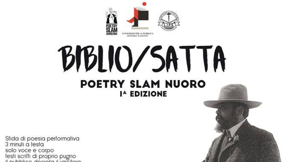BiblioSatta Poetry Slam bis