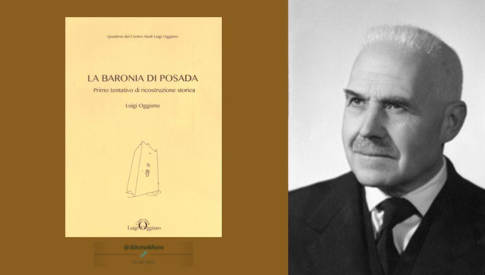 """Luigi Oggiano rivive con la sua """"Baronia di Posada"""""""