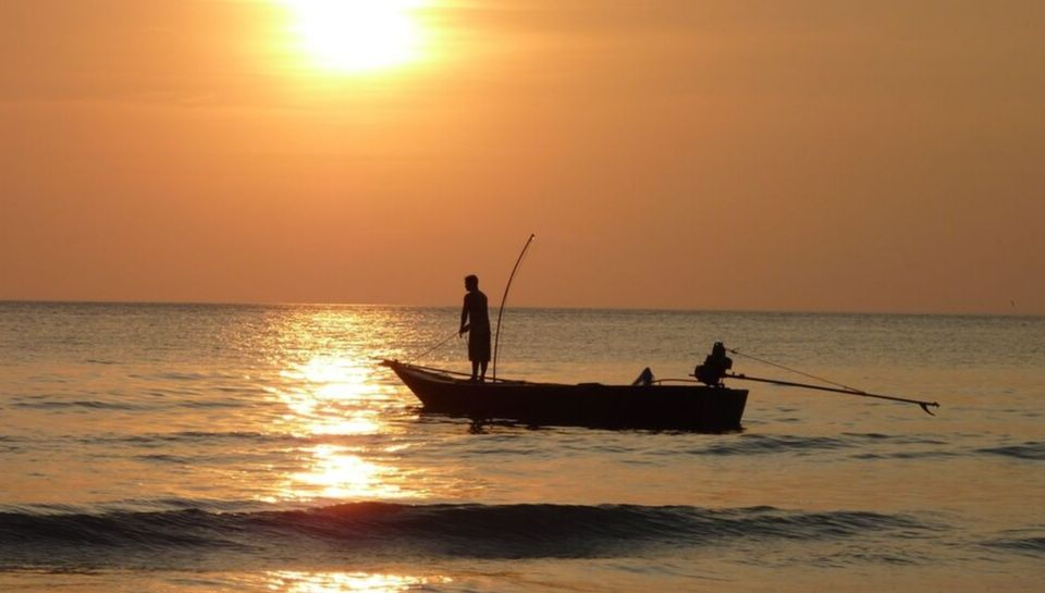 pescatore scalzo (di gianni manca)