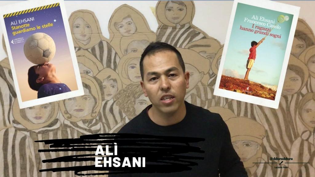 Ali Ehsani Vlog YouTube Thumbnail