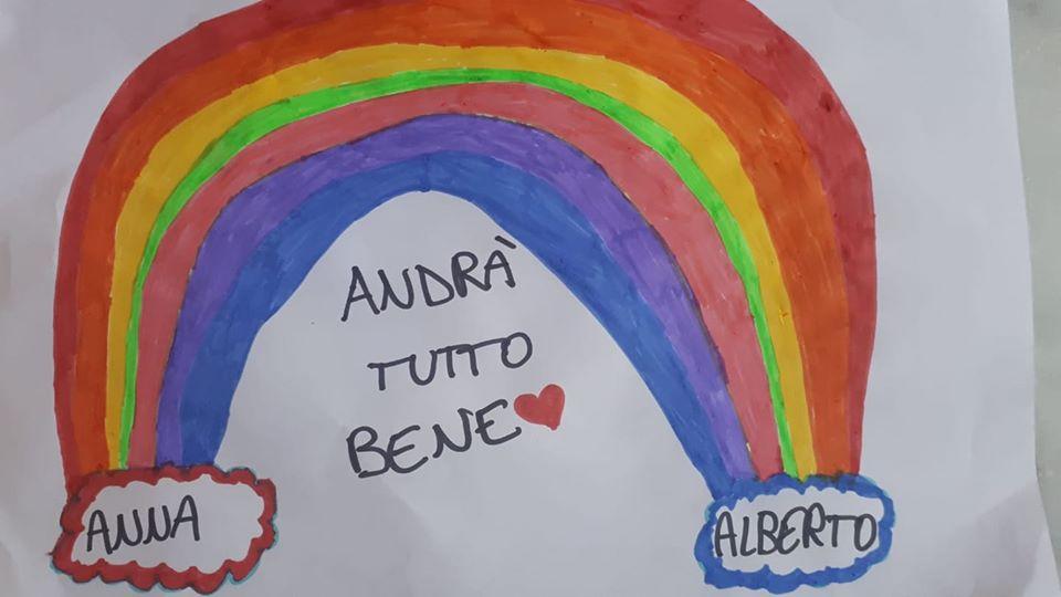 Disegno di Anna Ceriale anni 8