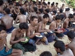 Profughi Rohingya in Thailandia