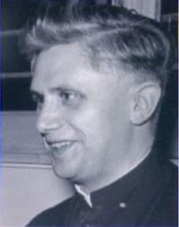 Papa Ratzinger quando era Cardinale