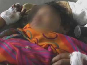 La madre della ragazza stuprata nell'UP dopo l'aggressione per farle ritirare la denuncia