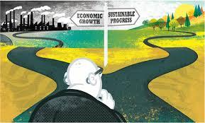 vignetta ambiente e progresso
