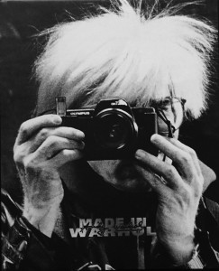 Maria Mulas, Andy Warhol, 1987, stampa fotografica
