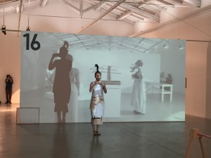 Sfilata Art Heroines Accademia