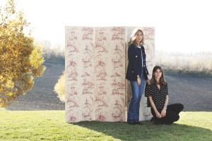 Claudia e Stefania - The Dressing Screen