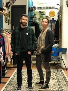 Daria Bavutti e Francesco Bonazza di Bangarang