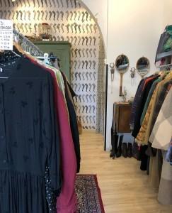 Diorama Boutique - interno