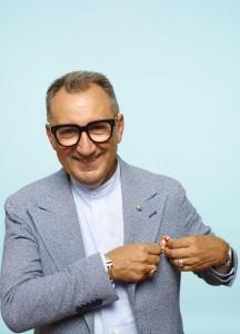 Marco Orea Malià Zanardi in uno scatto di Giovanni Bortolani