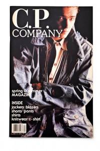 La copertina della rivista C. P. Magazine