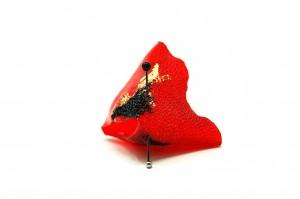 Uno dei gioielli della collezione Borders presentata a Milano alla manifestazione Artistar Jewels