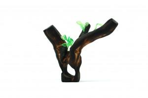 L'anello-scultura presentato alla Venice Design Week