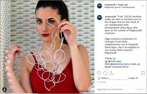 Una foto tratta da Instagram di MagmaLab