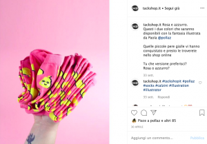 Pollaz x Tack - Foto tratta da Instagram