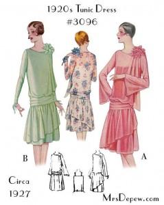Figurino, 1927