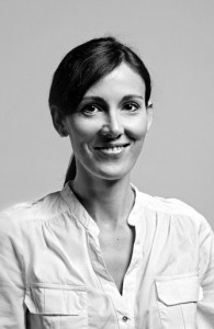 L'architetto Valentina Cicognani