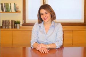 La psicoterapeuta Ilenia Zanotti