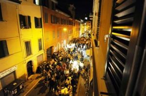 La festa di via Rialto, venerdì 27 settembre
