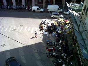 immondizia via M.Stabile 26~03.2012