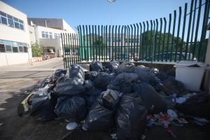 zen scuola rifiuti