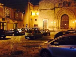 San Francesco - posteggio 2
