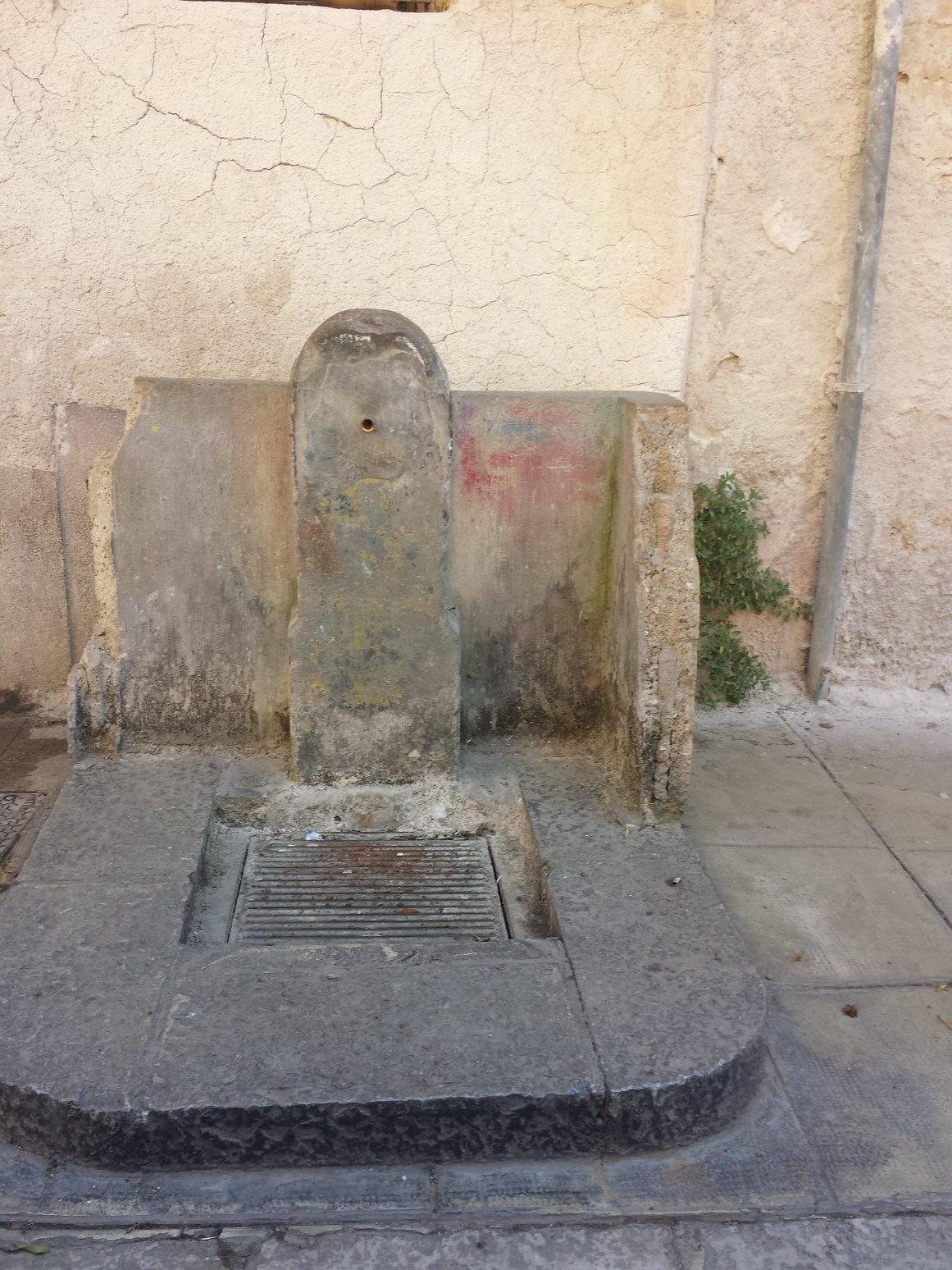altarello fontana