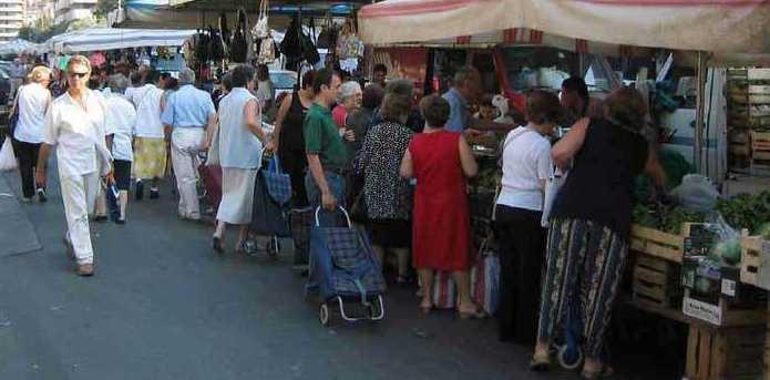 mercatino simbolica
