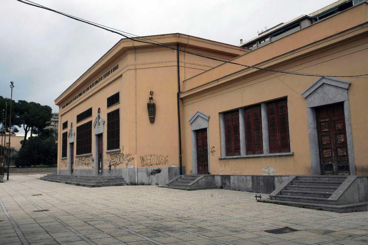 palestra villa gallidoro jr