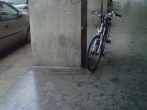 bici catena