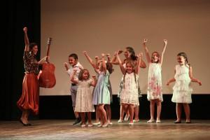 musical tutti insieme allegramente al teatro Savio