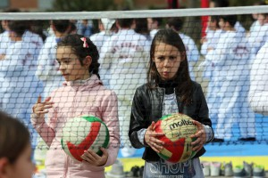 sport per i bambini della scuola Pertini