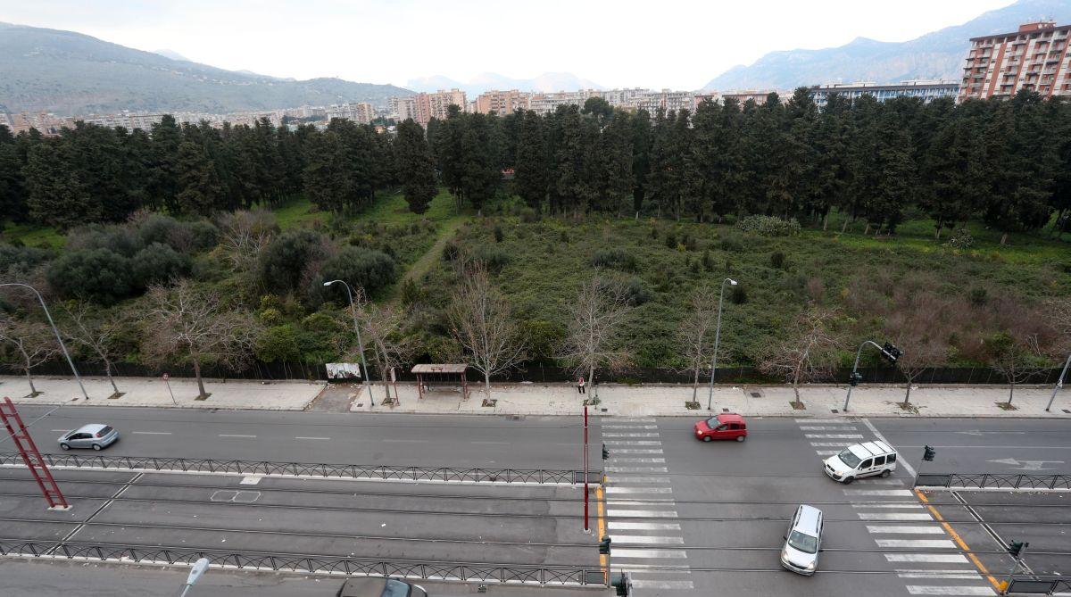 Parco di villa Turrisi
