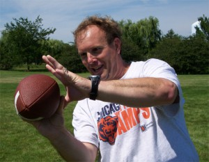 Chicago Bears Youth Camps--Kris Haines