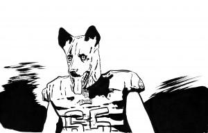 Johnson Dog Mask