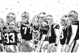 Brady and Patriots