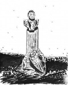 Busto Falcone FBI