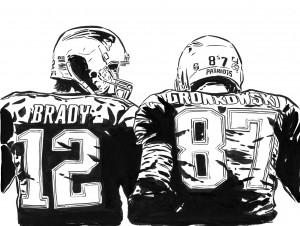 Brady & Gronkowski