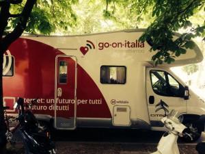Il FabCamper di Go On Italia