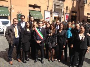 Foto Pizzarotti ANCI