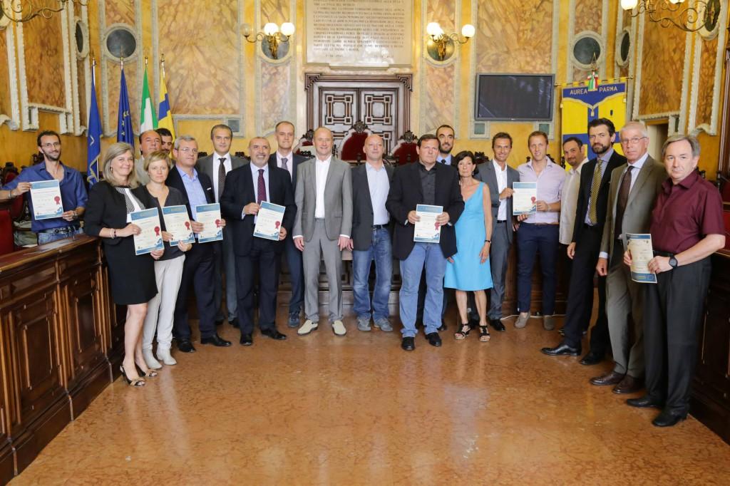 Ass Folli Premiazione Ecostars 26 giu 14-2