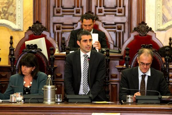 consiglio comunale di Parma