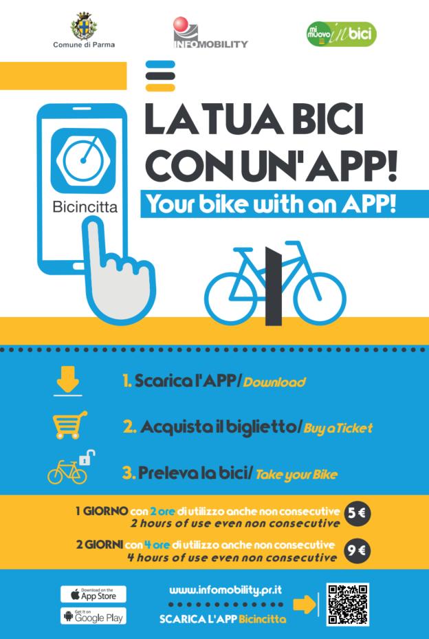bici app